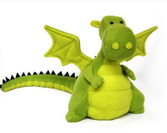 Dragon plush Ready made