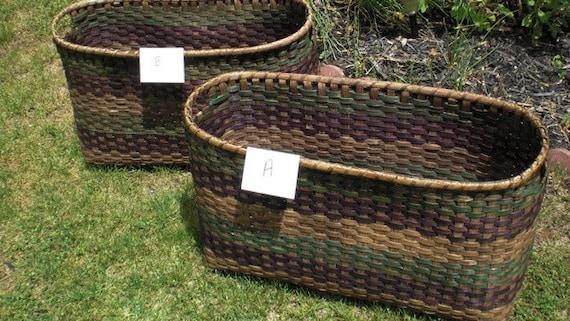 Custom Made Baskets for Becky Arcadi