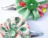 Yo-Yo Hair Clips FREE ship
