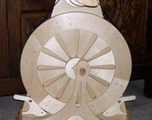 SpinOlution Mach II spinning wheel with three bobbins - LAYAWAY plan available