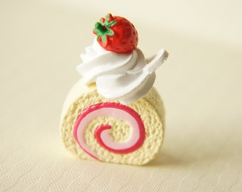 LIMITED Desert Charm Rolled Cake