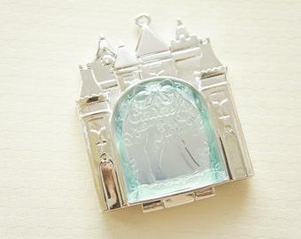 SALE 1 pc Big Mirror Compact Charm (56mm73mm) Cinderella