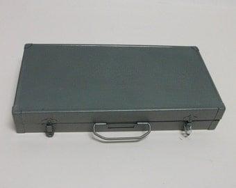 Industrial Vintage Metal Case