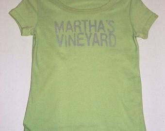 Martha,s Vineyard Souvenir  tee