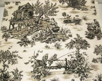 Canvas Toile Fabric