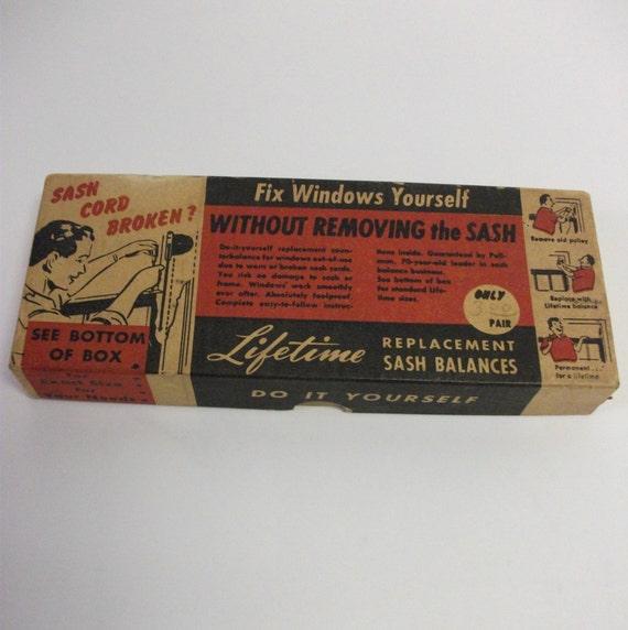 50s graphic box