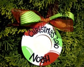 NEW Christmas Balls Personalized Ornament Picture Frames PROCEEDS TO CHARITY