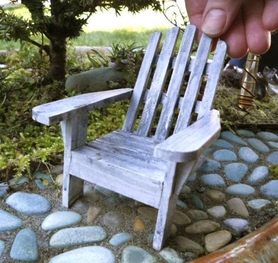 Miniature Adirondack Chair Cape Cod Beach Chair For Mini