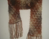 SALE Beautiful mohair lace scarf