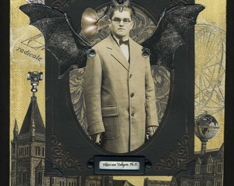 Viktor von Valkyrie - A Cautionary Tale