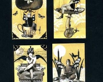 Faerie Pack II - Art Cards