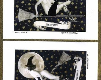 Halloween Print Set
