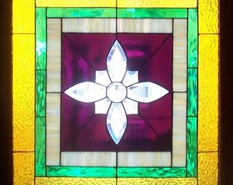 Star Window Panel (W-13)