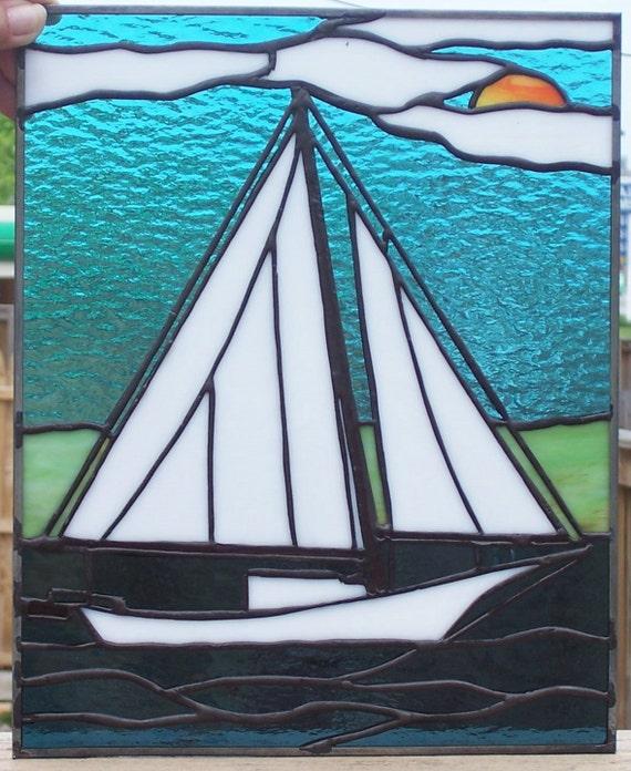 Sailboat- Skipjack (P-9)