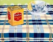 Tea time no 2 - Square print