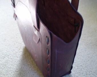 Mahogany Tote Bag