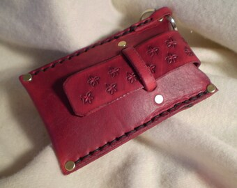 Cranberry Cell Phone Case - Small