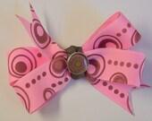 Perfect Pink Pinwheel