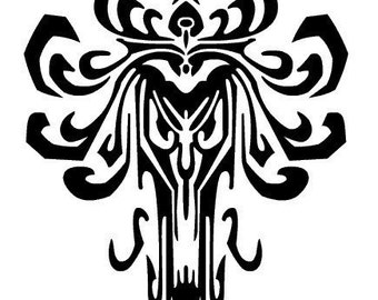 The Haunted Mansion, WALLPAPER CREATURE vinyl decal