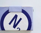 MacBook Pro Sleeve Case 15 inch No. 57 - Recycled Billboard Banner - Eco-Friendly - EXPRESS SHIPPING
