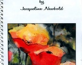 Watercolor Journeys Book by Jacqueline Newbold