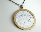 from Crab Salad - Etching on Arches Cover Pendant
