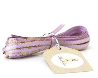 Wholesale Gumdrop Sparkle Satin Twine Ribbon 50 yards