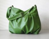 Baby Ruche in Treetop Green - Ready to Ship