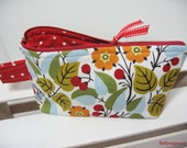 Cosmetic Bag -- Choose Your Own Fabric