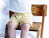 Pink Olives Bloomers Sizes 1T, 2T or 3T