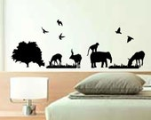 It's a Jungle Out There - Wall Decal