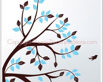 Whimsical Tree - Large Wall Decal
