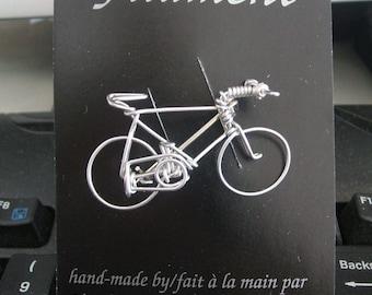 Mountain Bike Pin
