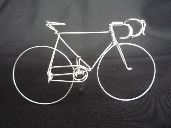 Racing Bike Ornament