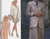 Style 2398- 1994 Suit Jacket, Wide Legged Pants and Shorts