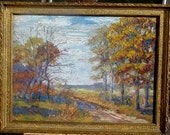 Byrne Northwest  Oil Painting