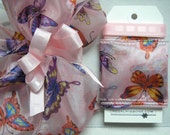 Yards Cards - Pink and Butterflies