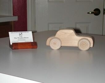 Toy sedan