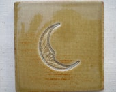 Crescent Moon Tile