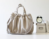 LAST ONE - Practical Nagy Bag in Khaki -medium- christmas / for her / for women / tote bag / diaper bag / messenger bag / shoulder bag