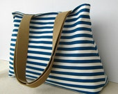 Fora III Everyday Purse --double natural jute straps--