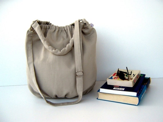 Last One - Nagy in khaki, extra large Bag, Messenger Bag, Diaper Bag, Men Bag, Unisex Bag, gift, Gym bag, Sport bag, outside, library bag