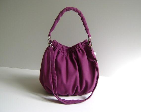Nagy in purple - medium -