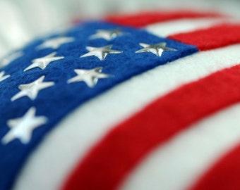 Stars and Stripes Mini Hat Fascinator Flag USA US United States
