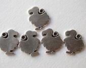 5x dodo bird charm
