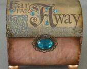 Far Away Trunk Trinket Box
