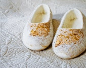 Slippers  WHITE GOLD
