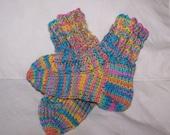 CAble Rib Baby Socks