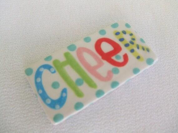 cHeeR magnet  SALE