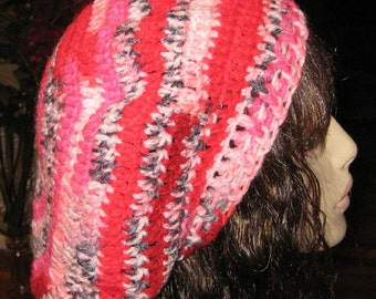 Passion Slouchy Beret Dread Tam